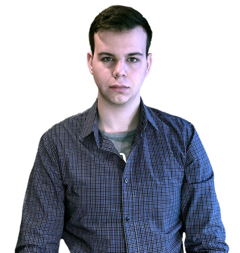 Filip Šedivý - Programátor na volné noze